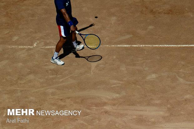 Final of Iranian Tennis League