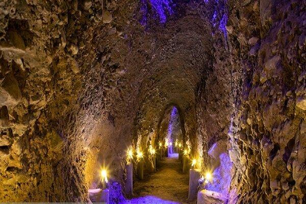 İran'ın en büyük yeraltı şehri Merkezi eyaletinde