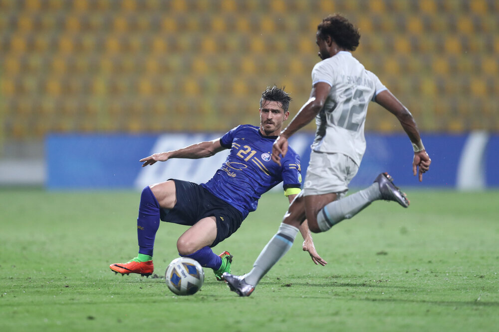 Esteghlal knocked out of the AFC Champions League