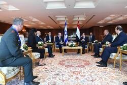 بنت و السیسی درباره ایران و موشک های مقاومت رایزنی کردند