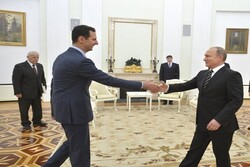 Putin holds meeting with Syrian President Assad