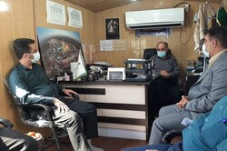 ۲۵ موکب خادمیاران رضوی در استان بوشهر خدماتدهی میکند