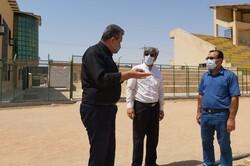 عملیات کاشت زمین چمن طبیعی آبپخش هفته آینده آغاز میشود
