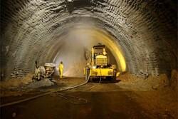 آخرین وضعیت پروژه راهسازی ۱۵ ساله/ حفاری تونل «زره» پایان یافت