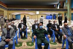 ۵۰ هزار بسته پوشاک و نوشتافزار بین دانشآموزان گلستانی توزیع شد