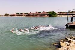 انتخاب ماهشهر به عنوان پایگاه برگزاری رشته آبهای آزاد خوزستان