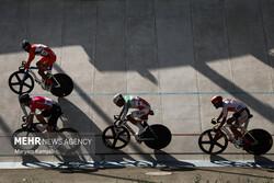رقابت های دوچرخه سواری پیست قهرمانی کشور