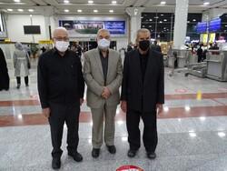 اعزام ۳ پیرغلام فارس به همایش بین المللی پیرغلامان حسینی تبریز