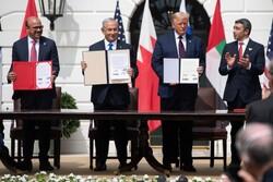 """اتفاقية """"أبراهام"""" وخسران الدول العربية الأربعة لصالح تل أبيب"""