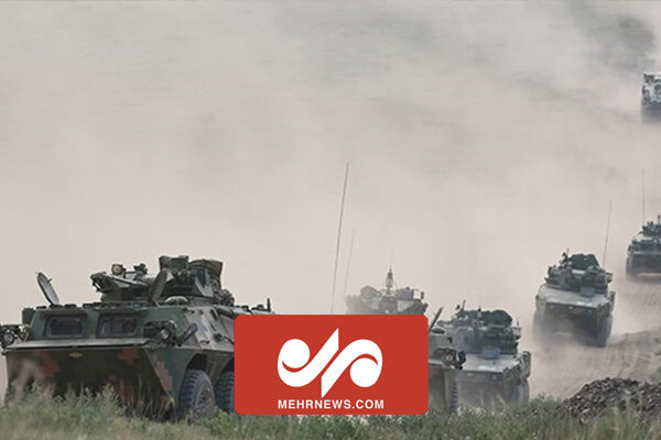 VIDEO: China-Russia in large anti-terrorist exercise