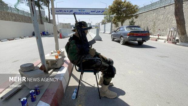 انجام اولين پرواز مسافربري به کابل پس از کنترل طالبان بر افغانستان