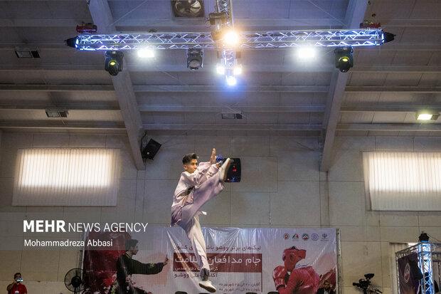 پانزدهمین دوره رقابتهای لیگ برتر ووشوی مردان  با حضور  ۹ تیم طی روزهای ۲۰ تا ۲۵ شهریور ماه به صورت متمرکز در تهران برگزار می شود