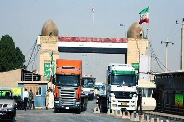 الصادرات الايرانية الى العراق تسجل نموا بنسبة 31 بالمئة