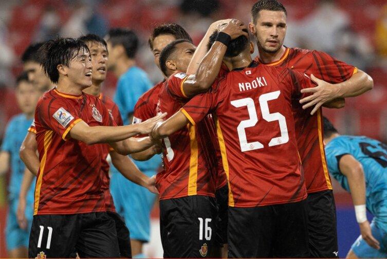 صعود تیم ناگویا گرامپوس ژاپن با شکست نماینده کره جنوبی