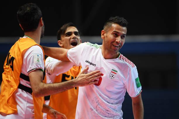 Iran futsal defeat Serbia 3-2 in world cup
