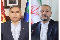 Bolivian, Brazilian FMs call for expanding ties with Iran