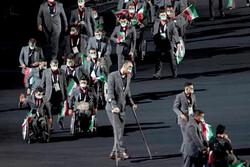 قهرمانان رقابت های پارالمپیک توکیو در ساری تجلیل شدند