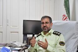راه اندازی اولین کلانتری سیار در اصفهان