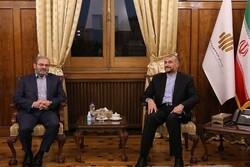 Amir-Abdollahian stresses expansion of Iran-Lebanon ties