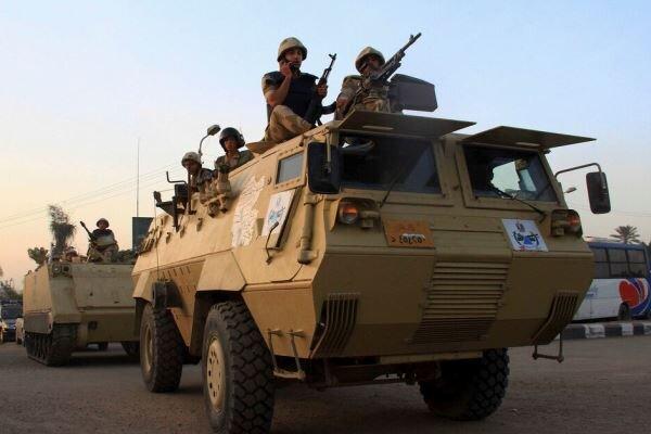 آمریکا کمک نظامی ۱۳۰ میلیون دلاری به مصر را متوقف کرد