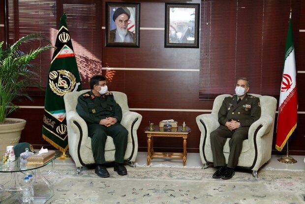 Iran owes Persian Gulf security to Army, IRGC navies