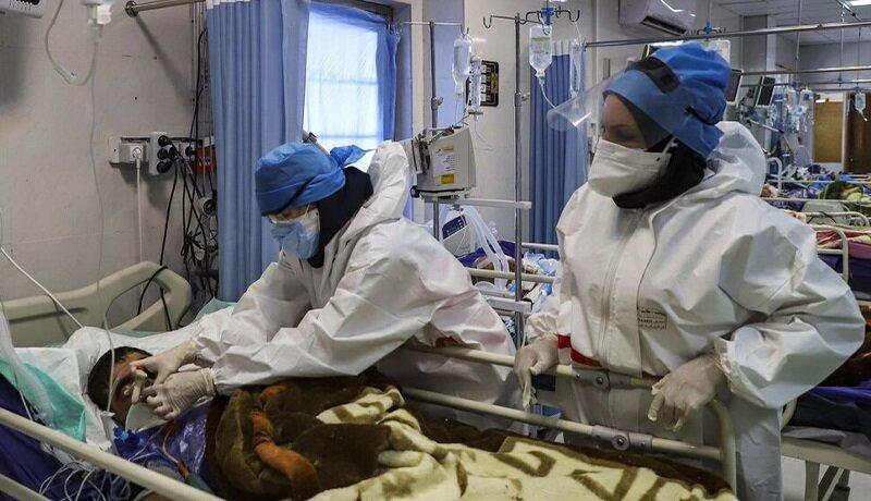 ثبت کم ترین تعداد بستری های روزانه کرونایی با ۳۴ بیمار در اردبیل