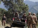 پاکستان کے علاقہ باجوڑ میں بارودی سرنگ کے دھماکے میں 4 فوجی اہلکار ہلاک