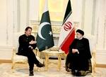 الرئيس الايراني يجري مباحثات مع رئيس الوزراء الباكستاني