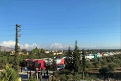 ایرانی ایندھن لیکر 20 ٹینکر لبنان پہنچ گئے