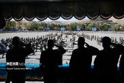 مراسم اختتامیه نوزدهمین دوره رزم مقدماتی ارتش