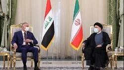 اتفقنا مع ايران على توسيع التبادل التجاري والاقتصادي