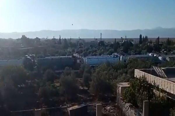 ۲۰ تانکر حامل سوخت ایران وارد خاک لبنان شد