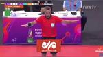 صحنه عجیب داوری در جام جهانی فوتسال