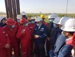 وزير النفط يعيّن مديرا تنفيذيا جديدا لشركة الغاز الوطنية الايرانية