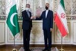 ایران اور پاکستان کے وزراء خارجہ کی ٹیلیفون پر گفتگو