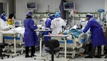 تسجيل 344 حالة وفاة جديدة بكورونا