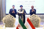 الجامعة الوطنية الطاجيكية تمنح الرئيس الايراني شهادة دكتوراه فخرية