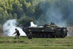 آمریکا و اوکراین رزمایش مشترک نظامی برگزار میکنند