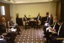 İran ve Hindistan dışişleri bakanları görüştü
