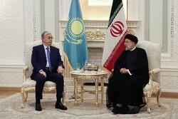 İran-Kazakistan ilişkileri Tacikistan'da ele alındı