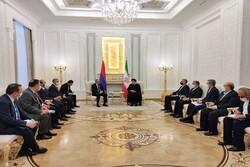 Tehran, Yerevan have always established constructive ties