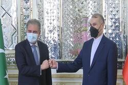 Iran, Pakistan discuss latest developments in Afghanistan