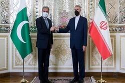 Emir Abdullahiyan, Pakistanlı mevkidaşı ile bir araya geldi