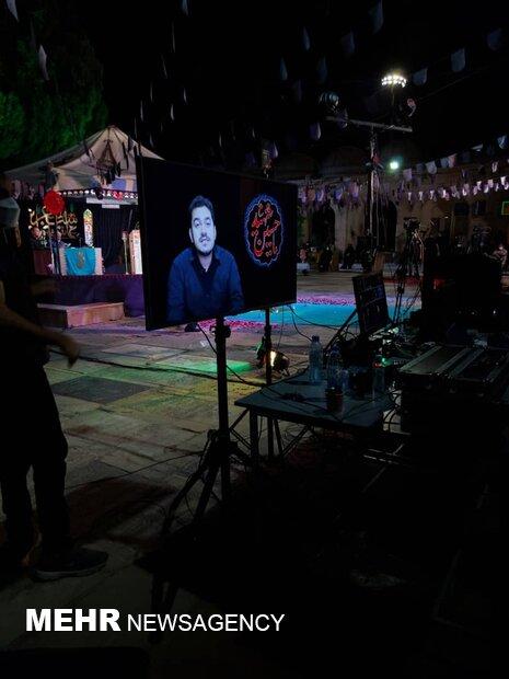 شب شعر عاشورا در شیراز برگزار شد/ حسرتزدگان قافله عشق