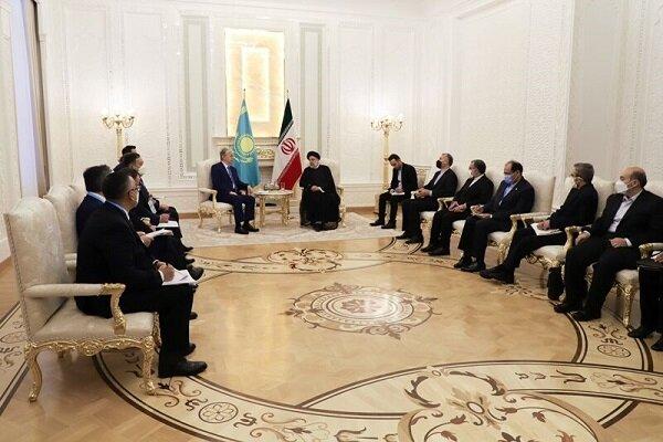Iran, Kazakhstan enjoy high potential to expand economic ties