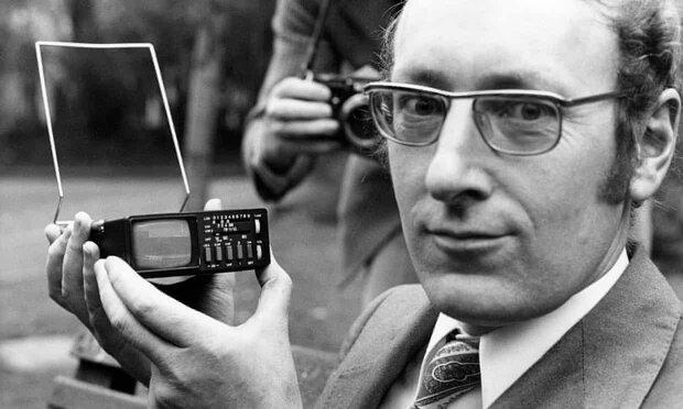 مخترع ماشین حساب جیبی درگذشت