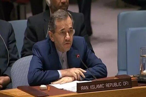 Pres. Raeisi to address UNGA Meeting on Tue.: Iran UN Envoy