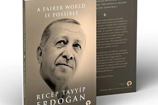 Erdoğan'ın kitabı BM Genel Kurulu'nda