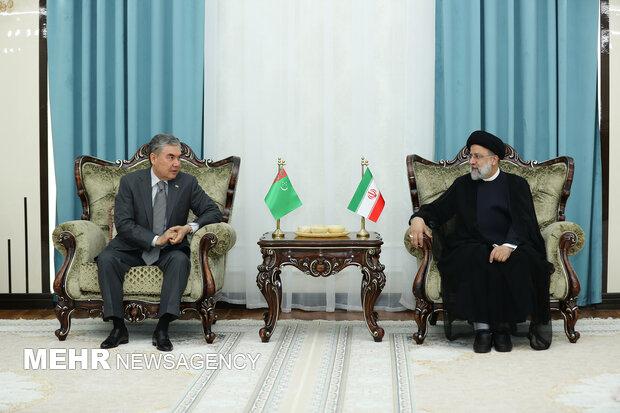 İran-Türkmenistan ilişkileri Tacikistan'da ele alındı