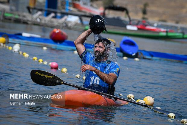 بطولة كرة الكانوي الوطنية للرجال / بالصور